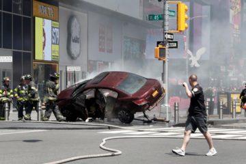 Hasta ahora, la policía descarta que el accidente que dejó además casi 20 heridos, tuviera motivos terroristas