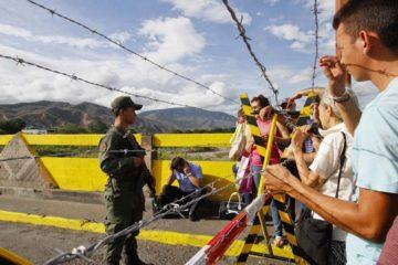 El Ministerio de Defensa aseguró que las unidades cumplen funciones de control en la frontera con Venezuela