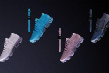 La firma anunció esta semana el lanzamiento de su nueva colección de zapatos que hacen juego con las correas para el Apple Watch