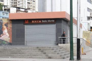 Metro de Caracas anunció a través de su cuenta de Twitter la suspensión del servicio en estaciones subterráneas, rutas de Metrobús y BusCcs