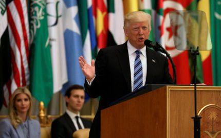 El presidente estadounidense reiteró que la lucha contra el terrorismo debe comenzar en las naciones musulmanas con medidas internas