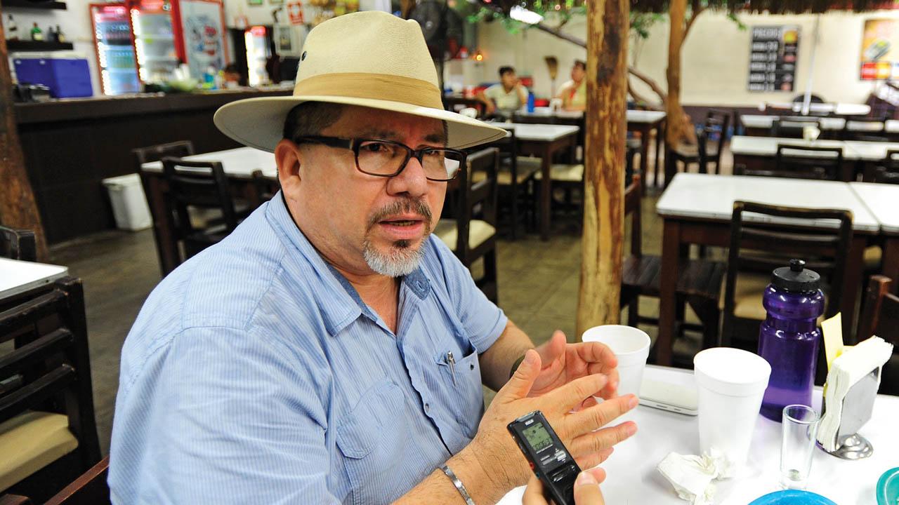 Hombres armados acabaron con la vida de Javier Valdez, periodista mexicano experto en crimen organizado y narcotráfico