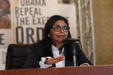 """La Cancillería venezolana aseguró que el país da apoyo logístico y financiero a la """"insurgencia armada"""""""