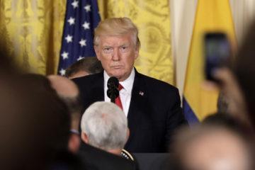 El mandatario estadounidense manifestó preocupación por la situación humanitaria que atraviesa el país