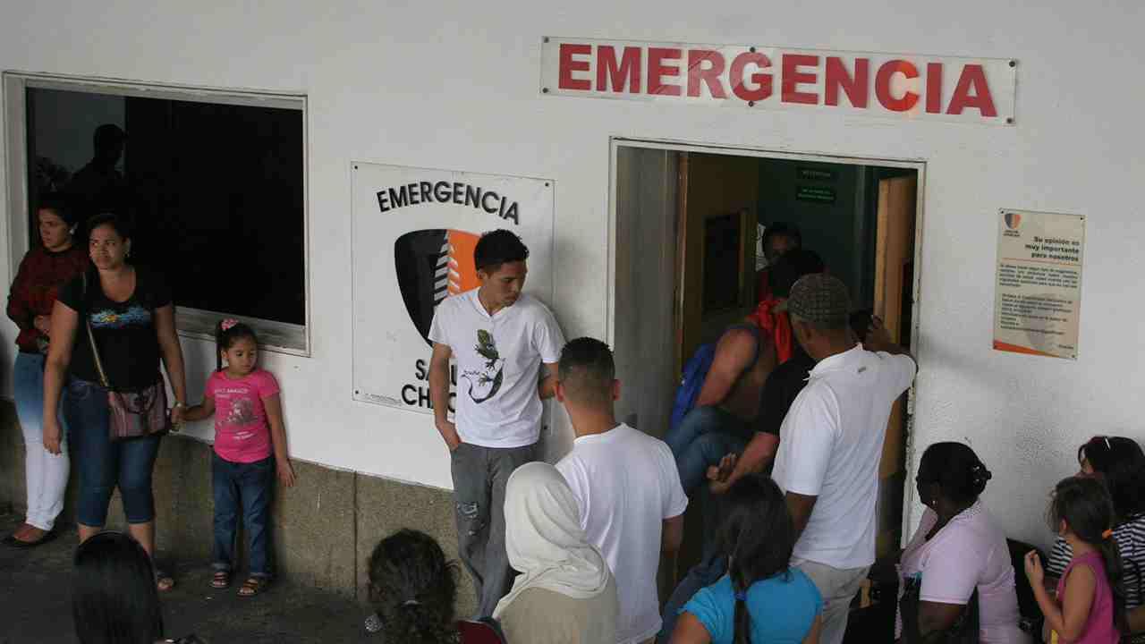 El alcalde del municipio Chacao dio detalles acerca de los heridos ingresados en Salud Chacao