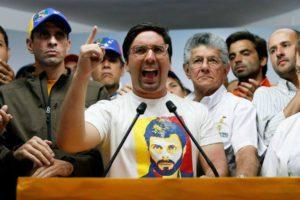 Freddy Guevara hizo un llamado a la oposición para evitar caer en provocaciones