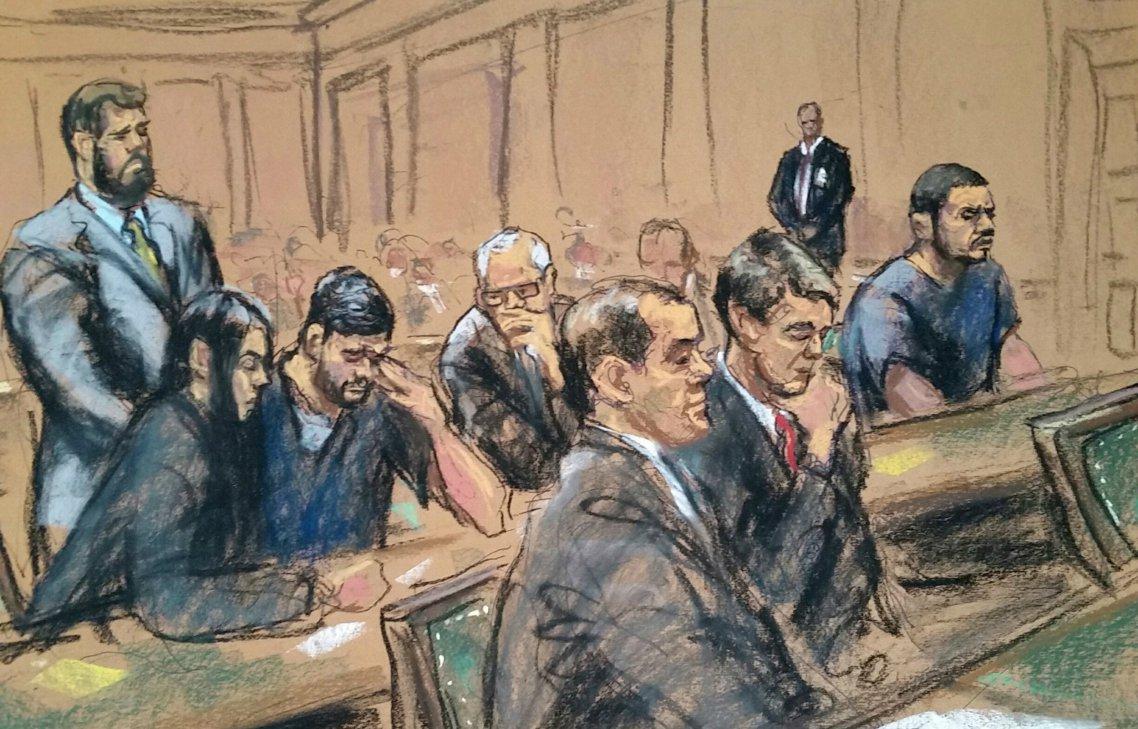 Una fuente ligada a la fiscalía neoyorquina reveló que el hombre colaborará con la justicia estadounidense en calidad de testigo protegido