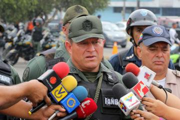 Pérez Ampueda aseguró que los grupos armados serán capturados por agredir a la manifestación pacífica