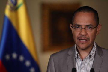 El Minci publicó un comunicado en el que critican la postura de Estados Unidos frente a la crisis política de Venezuela