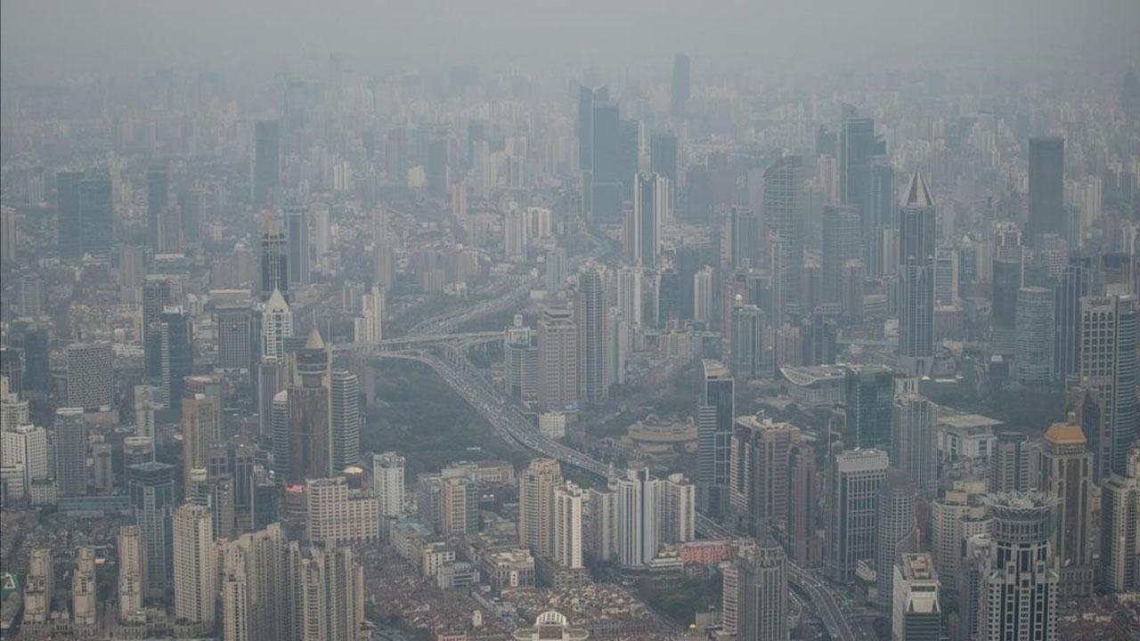 Las partículas de polvo en suspensión llegó a los 623 microgramos en Pekín, lo que excede 25 veces más del límite