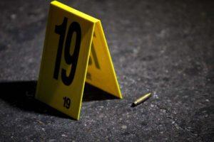 Un hombre fue asesinado por una bala