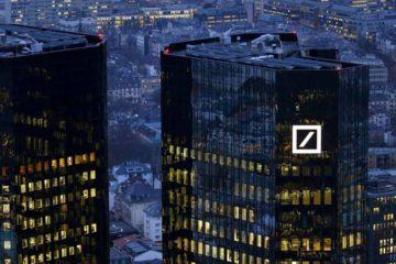El conjunto asiático, que también invierte en turismo y el sector inmobiliario, posee 9,92% de participación en el banco alemán