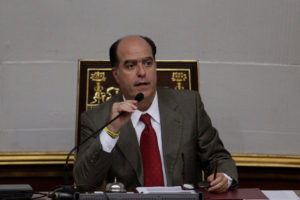 Julio Borges manifestó su respaldo hacia David Smolansky, tras la sentencia del TSJ
