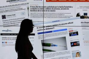 Las informaciones falsas están haciendo un daño terrible al afectar la toma de decisiones en nuestra sociedad