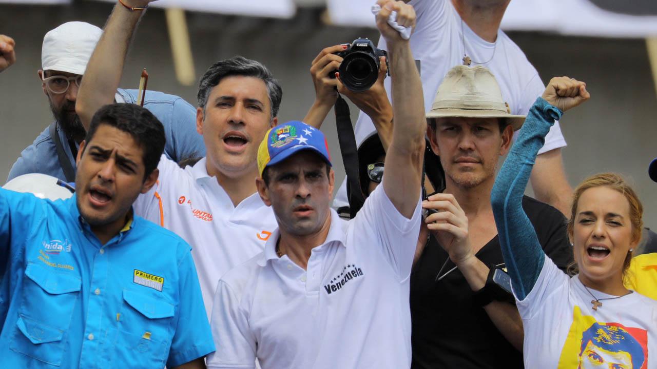 José Manuel Olivares, diputado a la AN, detalló las acciones de calle para este lunes, martes y miércoles