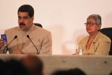Maduro hará marcha hasta el CNE