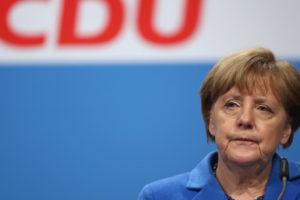 La Unión Demócrata Cristiana le ofrece a la canciller la posibilidad de aspirar a un cuarto mandato