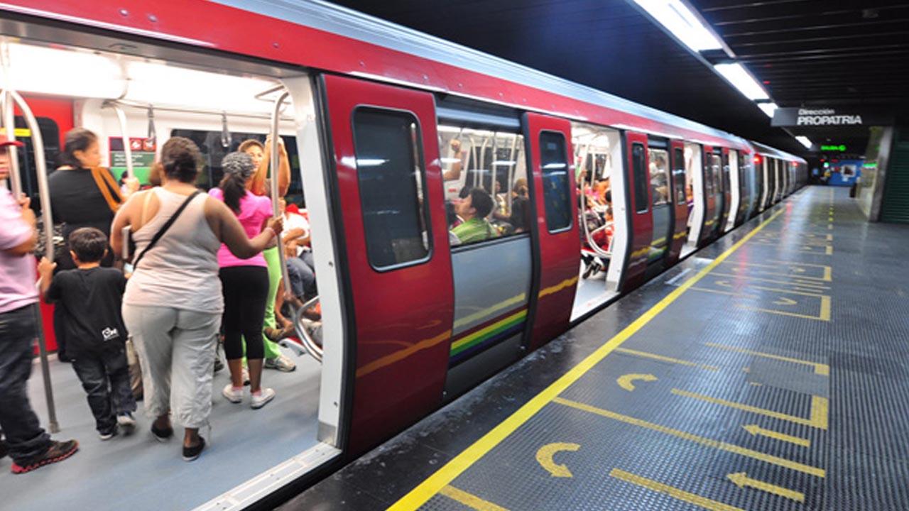 También dejarán de prestar servicio comercial el metro de Los Teques, el sistema Bus Caracas y las rutas de