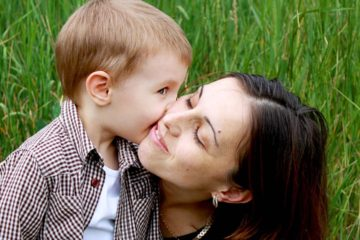 El sitio web celebra a las madres