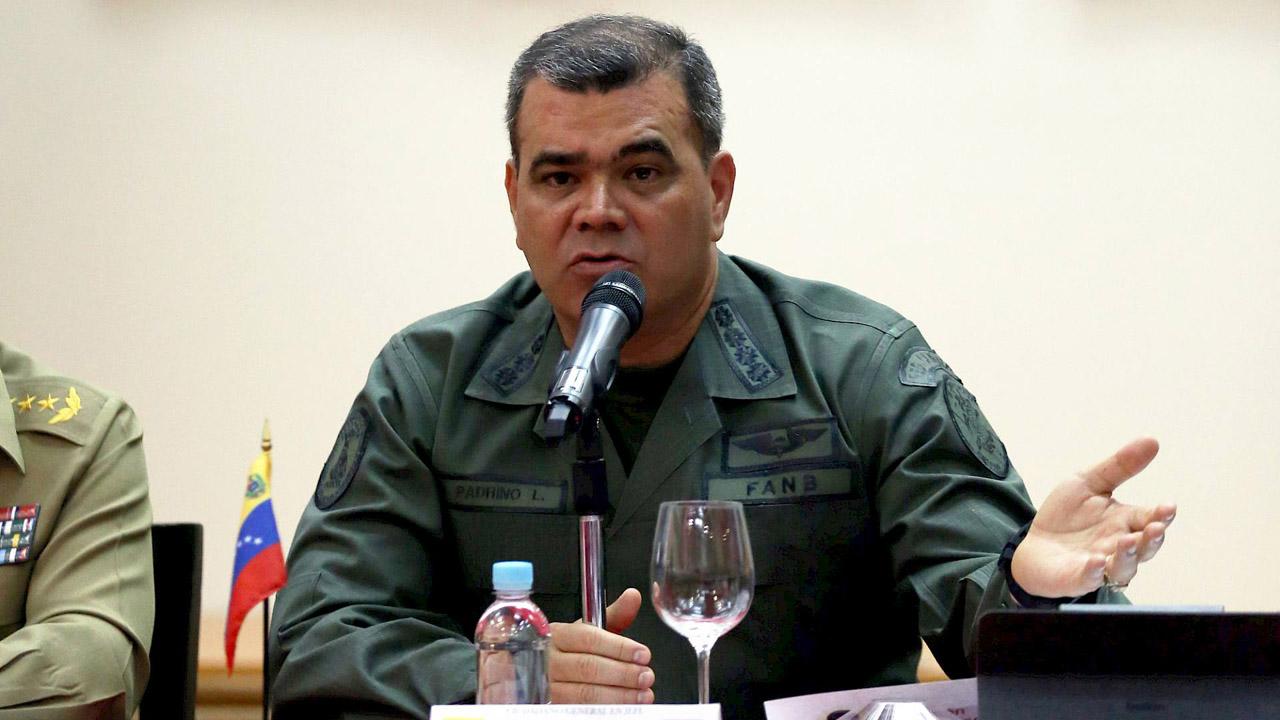 Según el ministro de Defensa, Vladimir Padrino López tales procedimientos están enmarcados en la ley