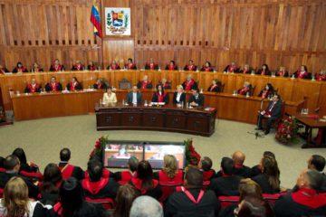 El máximo tribunal declara constitucional la ordenanza 2.849, dictada por el presidente Nicolás Maduro el pasado del 13 de mayo