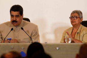 Lucena asegura que el inicio del proceso para elegir la Asamblea Nacional Constituyente permitirá trae la paz al país