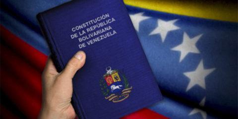 Imagen referencial constituyente Venezuela