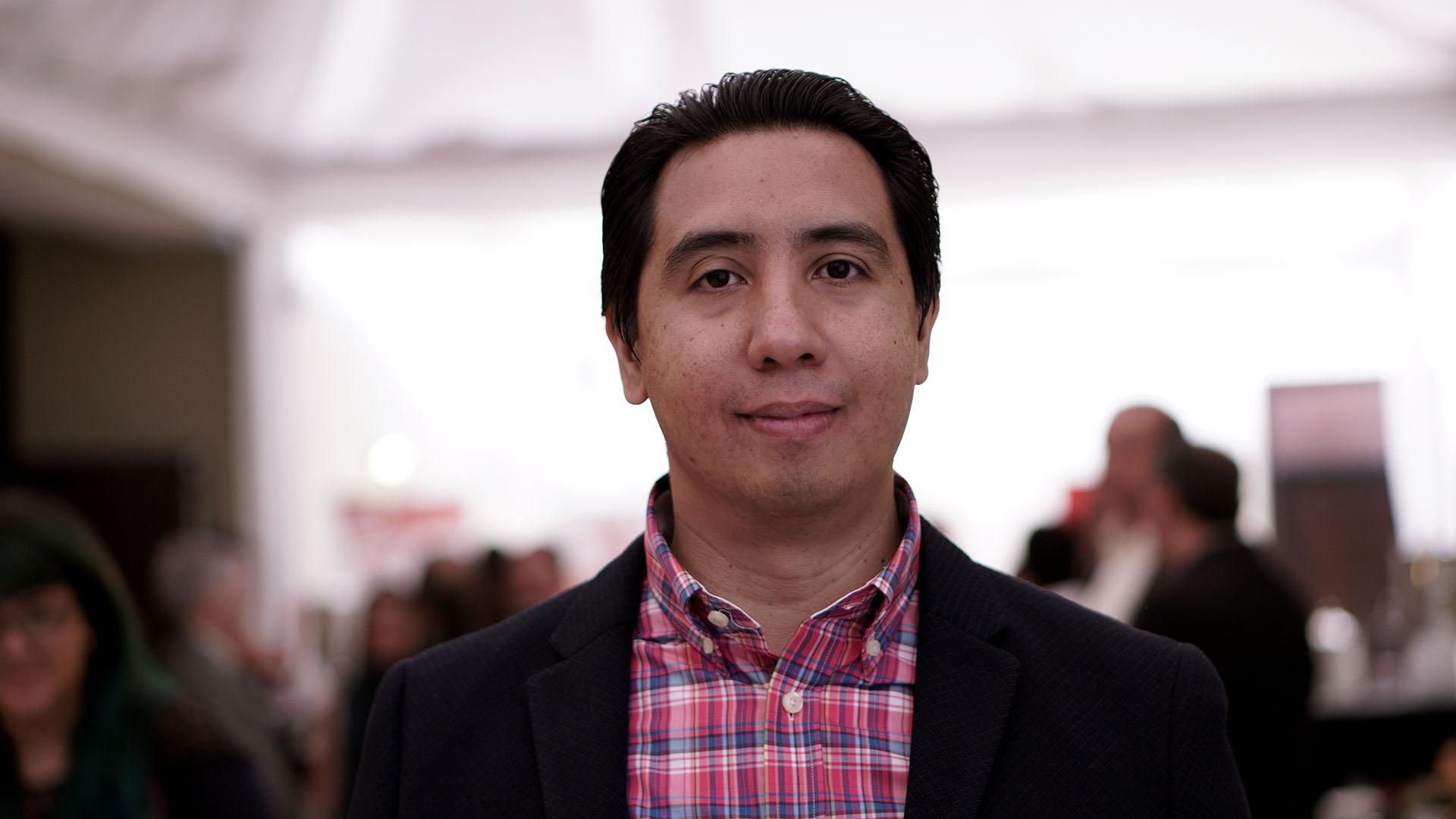 Sergio Maestre, director de la Corporación Maestre