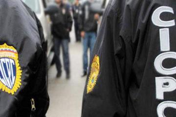 Durante este miércoles 25 de octubre, se registró un enfrentamiento entre el Cicpc y los presuntos delincuentes