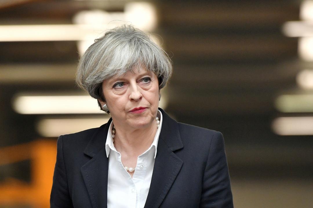 El laborista Jeremy Corbyn no está de acuerdo con lo dicho por la primera ministra en cuanto a los derechos humanos