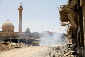 Unas 20 personas fueron asesinadas mientras trataban de huir por el Estado Islámico al oeste de Mosul