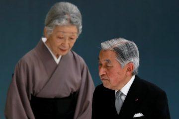 La Cámara Baja aprobó una propuesta donde se le permitiría a Akihito, de 83 años, abandonar el trono