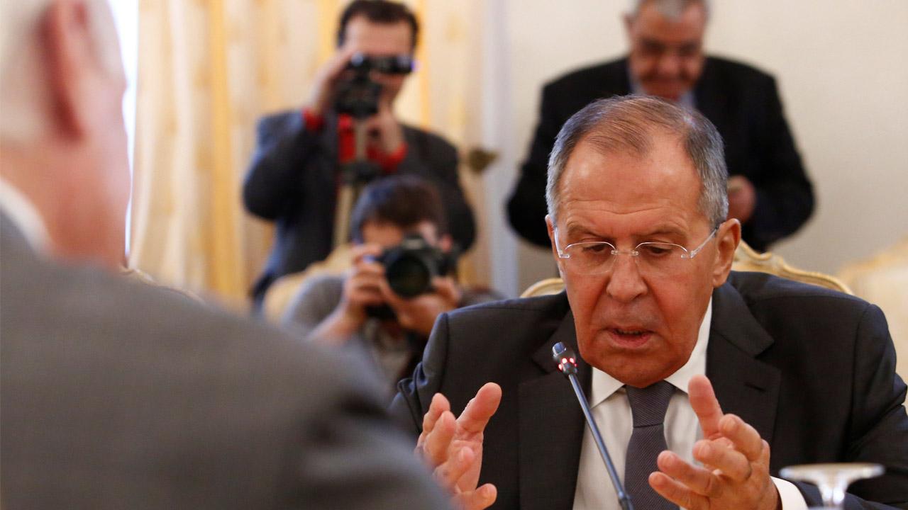 El ministro de Exteriores ruso quiere mediar para encontrar una salida al conflicto de los países del golfo Pérsico