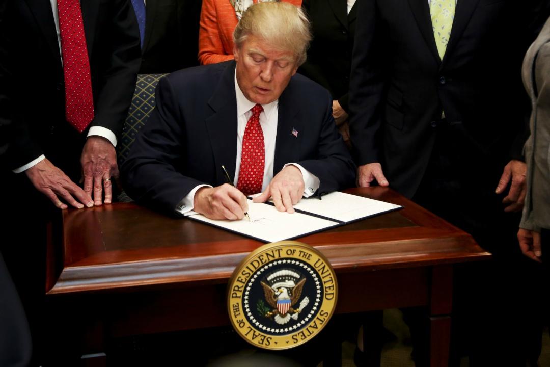 El organismo judicial deberá decidir si el decreto migratorio del presidente de EE.UU. es válido o no