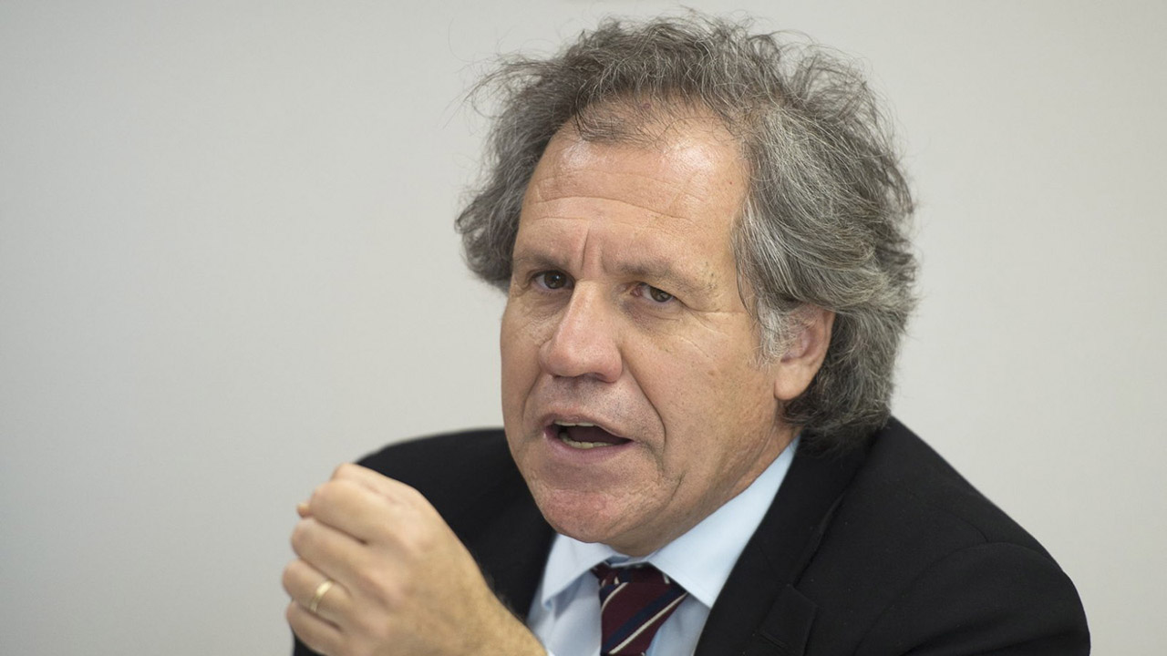El secretario general de la OEA reiteró el llamado a Venezuela a rectificar la medida constitucional
