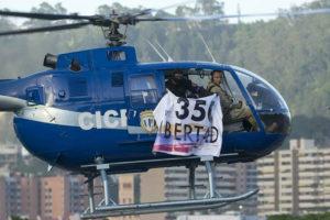 El exinspector del Cicpc reaparece en un video donde uno de sus compañeros pide retomar las protestas