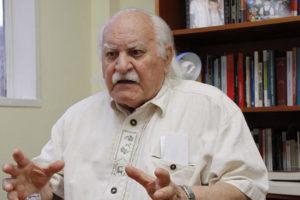 El reconocido politico y fundador del partido MAS murió a las 12:43 am de este miercoles 21 de junio