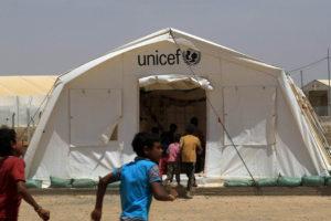 Aman Genevieve coordinadora para Siria del ente, aseguró que se necesitan al menos 220 millones para casi 9 millones de niños