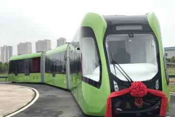Una empresa de tránsito del país mostró la novedad en materia de transporte urbano inteligente.