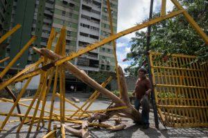 El escrito fue consignado ante el Circuito Judicial Penal de Caracas y en el se pide resguardo prioritario para los habitantes del conjunto