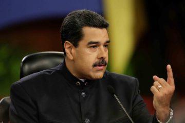 """Durante una rueda de prensa el mandatario aseguró que """"Venezuela necesita una Fiscalía que haga justicia y que vuelva al equilibrio"""""""
