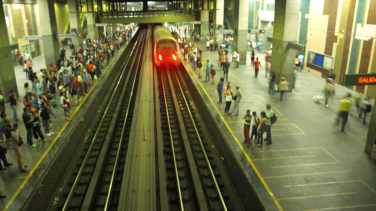 Vega: Metro de Caracas implementará tarjeta inteligente que incluye más viajes