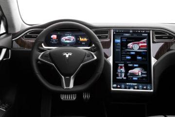 Actualmente, Spotify y Tesla tienen un acuerdo para el streaming en los autos que se comercializan fuera de Estados Unidos