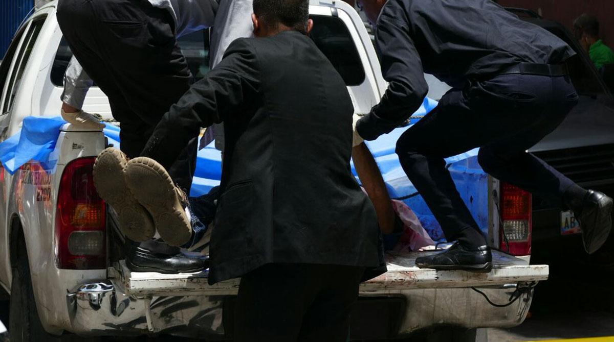 La última vez los vieron fueron detenidos por funcionarios del Cicpc, aunque se desconoce el motivo del arresto