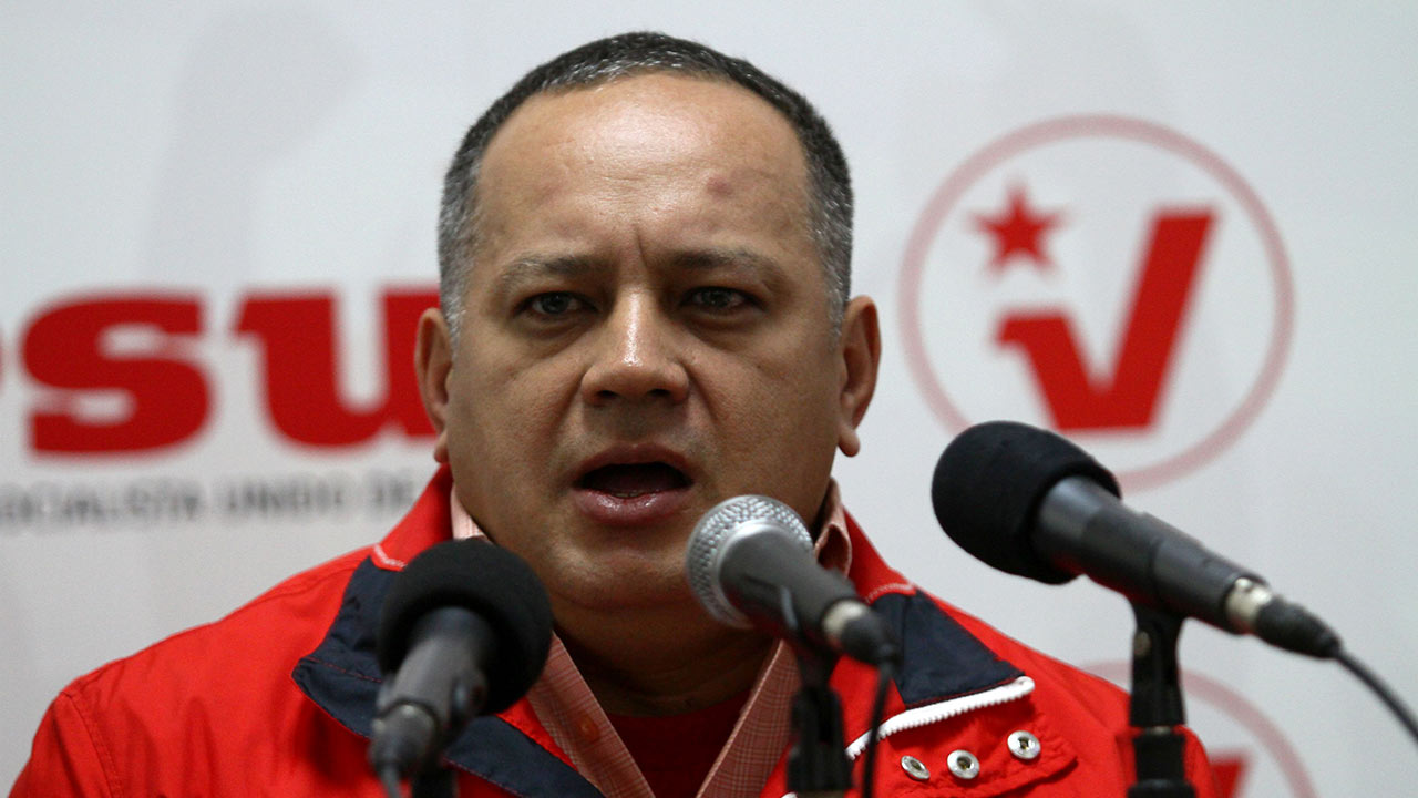 Diosdado Cabello: El diputado Ismael García esta involucrado en el atentado del presidente Maduro