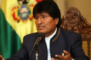 El presidente de Bolivia solicitó al la UE y el Parlamento Europeo intervenir en su relación con Chile
