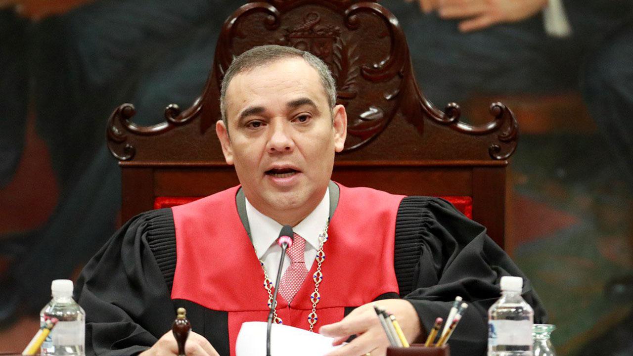 El magistrado reiteró que 1.200 tribunaleshan sido desplegados