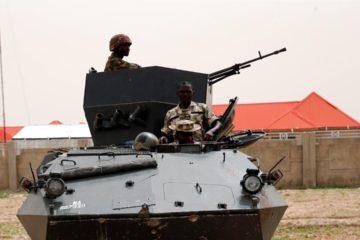 Durante un enfrentamiento al menos 162 combatientes murieron. Ocho soldados del Ejército de Chad también perdieron la vida