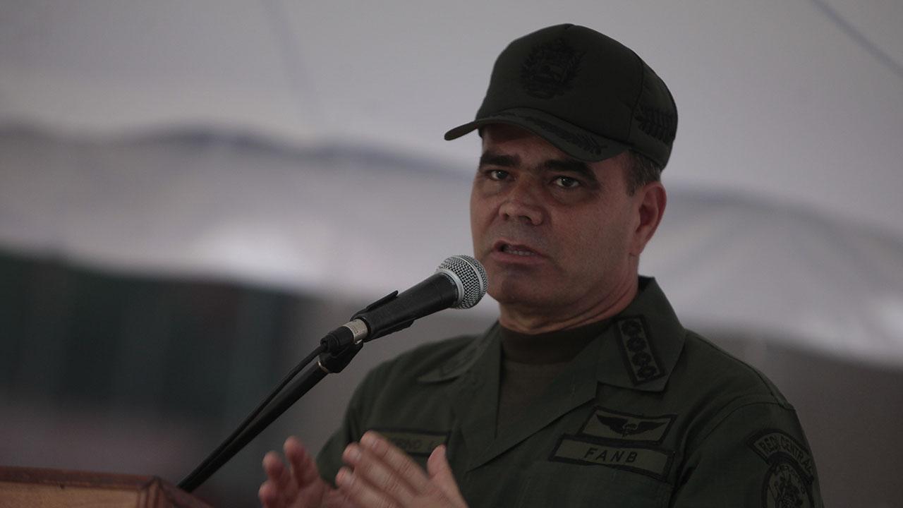 Padrino López apoya la GNB