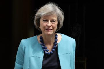 La reina Isabell II presentó el plan de la primera ministra británica que contempla numerosos objetivos